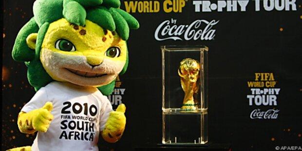 Fußball-Weltmeister erhält 30 Mio. Dollar