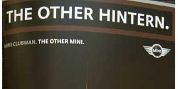 Kampagne für The other Mini