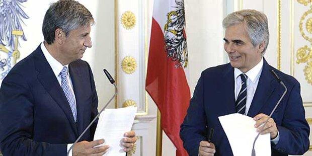 Fix: Heeres-Befragung im Jänner 2013