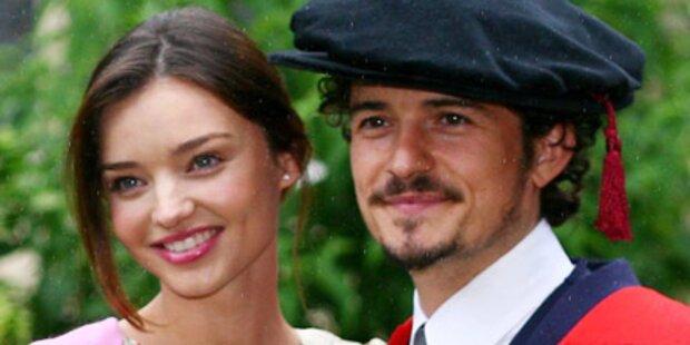 Bloom & Kerr haben heimlich geheiratet