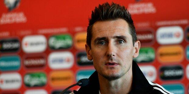 Klose kehrt zum FC Bayern zurück