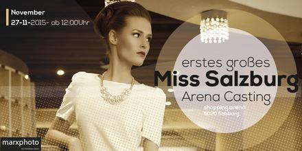 Die Miss Salzburg Castingreihe