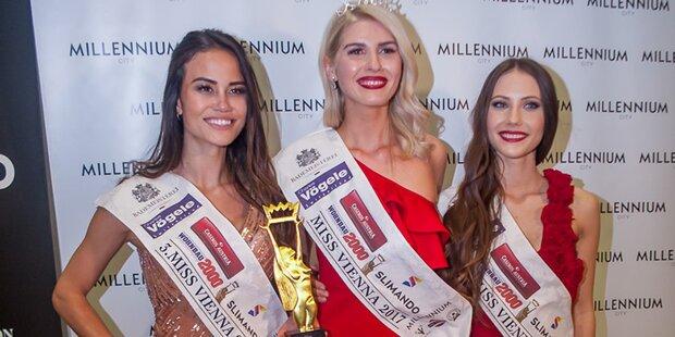Mit ÖSTERREICH ins Finale der Miss-Wahl