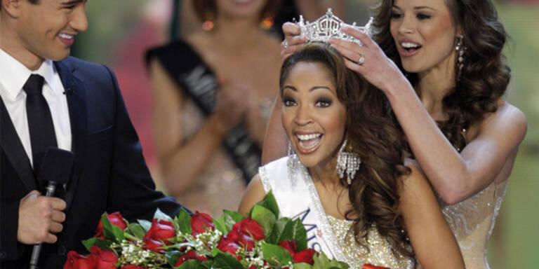 22-Jährige aus Virginia ist neue Miss America