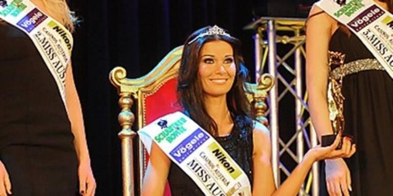 Die Miss Austria 2011 ist eine Wienerin