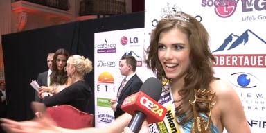 Miss Vienna Wahl 2014 - Skurriler geht's nicht!