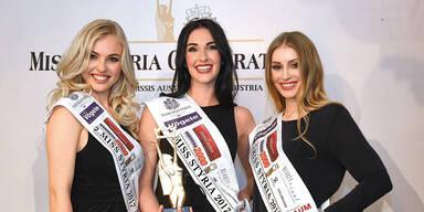 Countdown zur Miss Austria