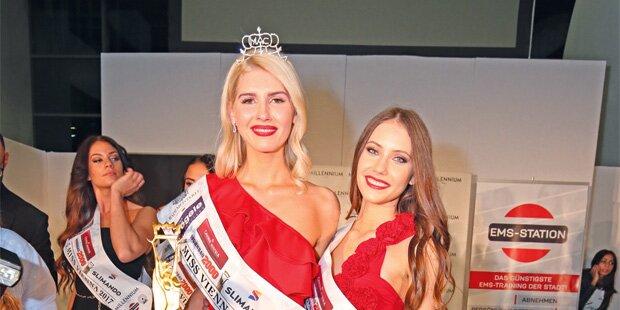 Miss Vienna: Elisa ist die Schönste