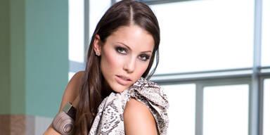 Miss Austria Anna Hammel