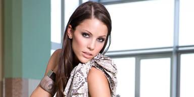 """Miss Austria Anna Hammel bei der """"Miss World""""-Wahl"""