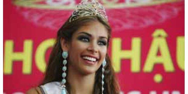 Neue Miss Universe war Entführungsopfer