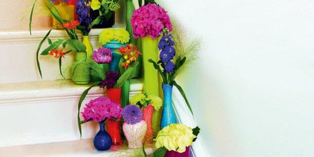 Flowerpower für die vier Wände