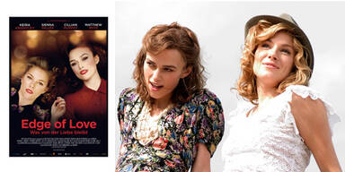 Mit MADONNA zur 'The Edge Of Love'-Kinopremiere