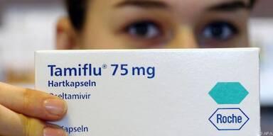 "Mit ""Tamiflu""-Verkäufen im Glück"