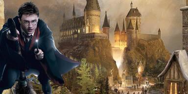 Mit der Hochschaubahn auf Harry Potters Spuren