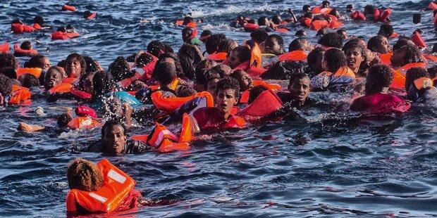 Europarat: Mehr Abschiebungen und Hotspots in Afrika