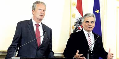 Regierungsklausur mit Steuer- und Budgetreform Ende September