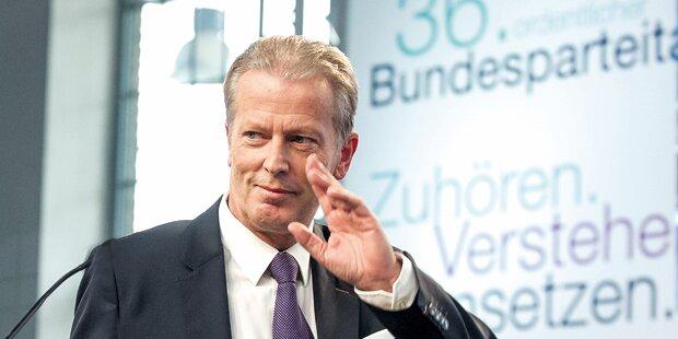 ÖVP will sich 2015