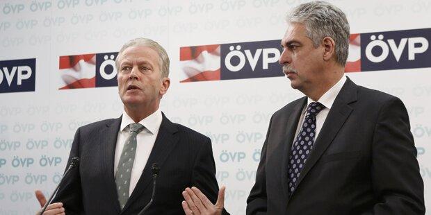 ÖVP will neue Steuer-Sätze