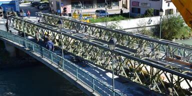 Mittersill bekommt modernste Brücke