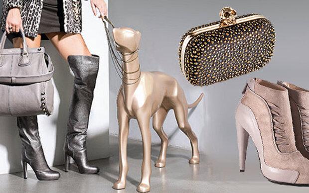 Mode-Sale vor Weihnachten