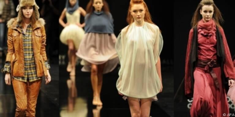 Mode für die kommende Herbst/Wintersaison