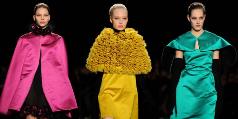 Mode von Yves Saint Laurent