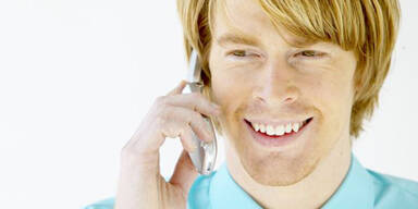 Model Handy telefonieren sujet