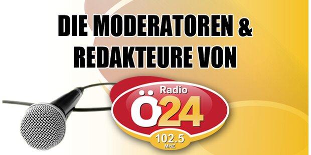 Das Team von Radio Ö24