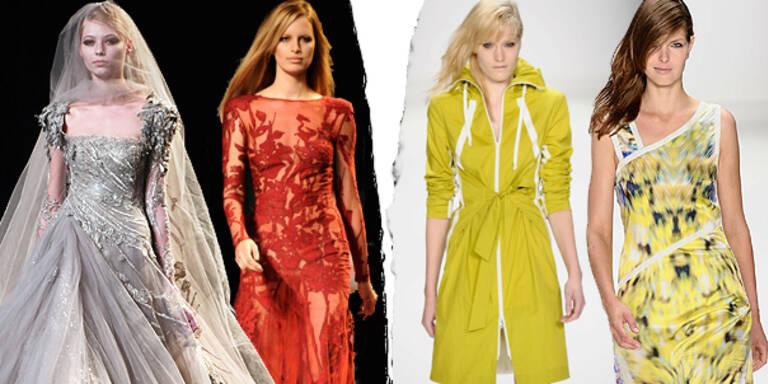 Modewoche Paris vs. Berlin