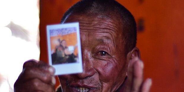 Diebische Mönche aus China in Salzburg vor Gericht