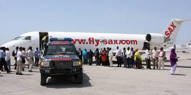 Mogadischu Flughafen
