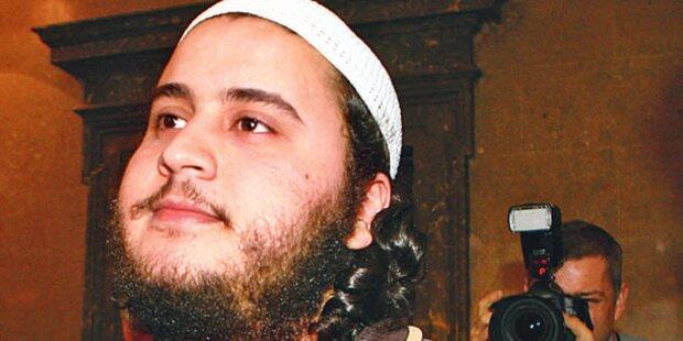 Austro-Islamist Mohamed M. wieder frei