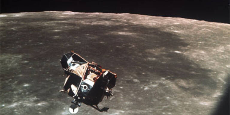 Deutsche wollen auf den Mond