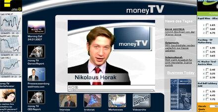Finanzüberblick mit MoneyTV