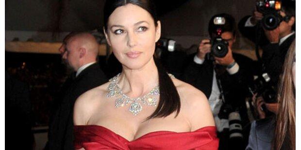 Monica Bellucci brachte Tochter zur Welt