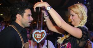 Monica Ivancan & Marc Terenzi herz