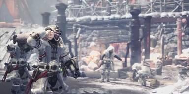 Die aufregendsten Winterwelten in Videospielen