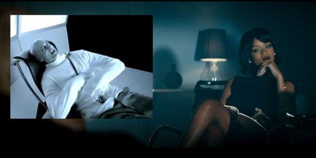 Rihanna steckt Eminem in Zwangsjacke