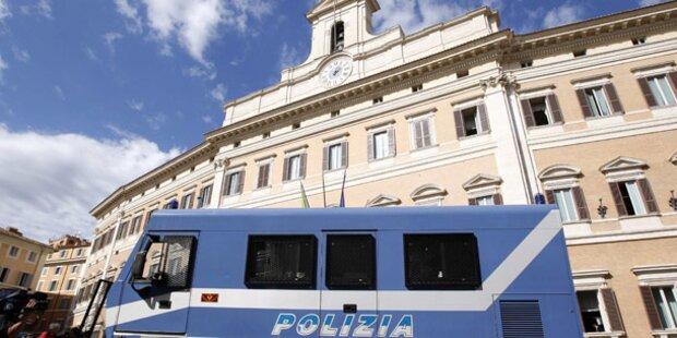 Umstrittene Arbeitsmarkt-Reform in Italien