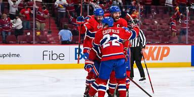Montreal mit erstem Sieg in Finalserie