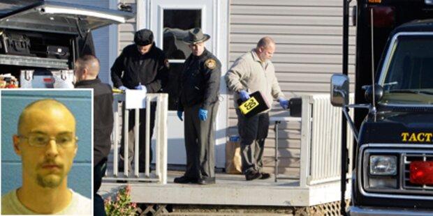 US: Drei Leichen in Baum versteckt
