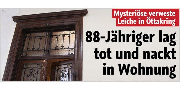 Toter in Ottakringer Wohnung entdeckt