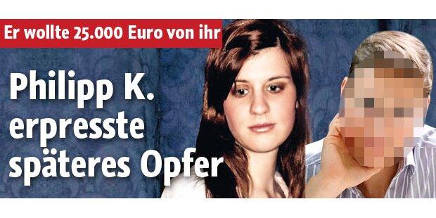 Philipp K. wollte 25.000 Euro erpressen