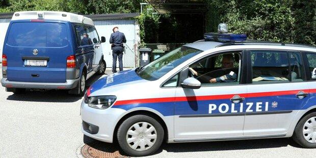 Ehepaar in Linz getötet: Verdächtiger stellte sich
