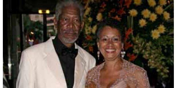 Morgan Freeman lässt sich nach 24 Jahren scheiden