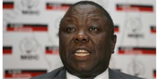 Amtlich: Patt in Simbabwes Senat