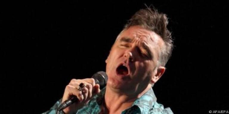 Morrissey hängt düsteren Gedanken nach