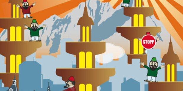 Justiz dreht Anti-Minarett-Spiel ab