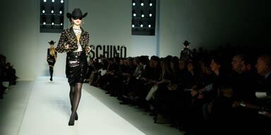 Moschino gewohnt chic - Mailand Fashion Week